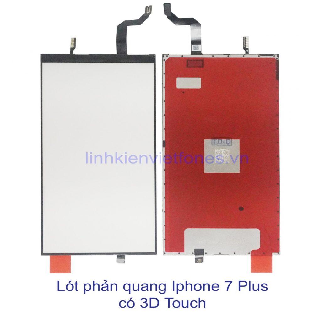 Linh kiện điện thoại: Lót phản quang iphone 7 Plus