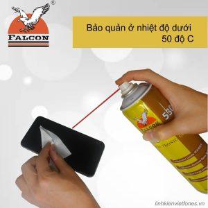 Falcon 530 zin