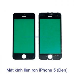 Mặt kính liền ron iphone 5