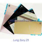 lung sony z5