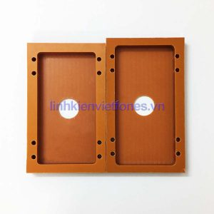 2 khuôn gỗ Bộ khuôn ép 8 dòng mh cong nguyên khung, nguyên máy
