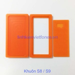 Khuôn silicon s8