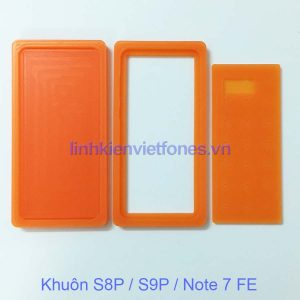 Khuôn silicon s8p