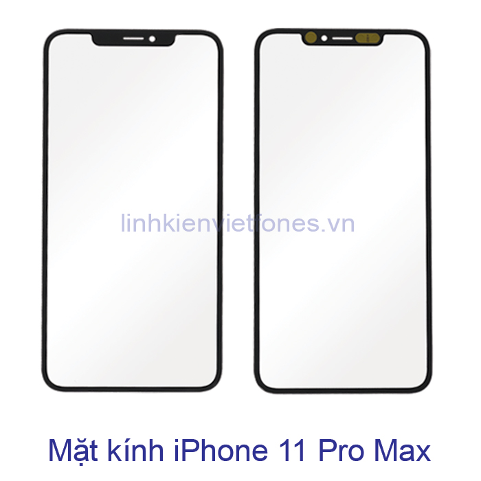 kính liền ron iphone 11 pro max
