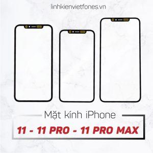 Mặt kính ip11 - ip11 pro - ip11 pro max