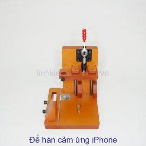 Đế hàn cảm ứng iPhone