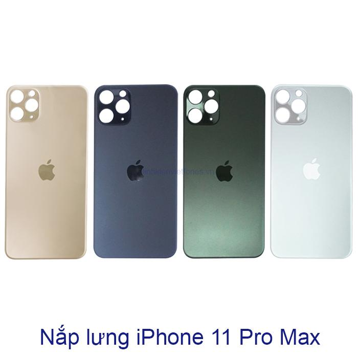 Lưng iphone 11 pro max
