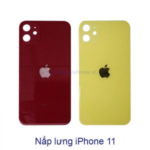 Lưng iphone 11
