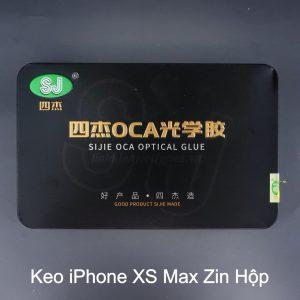 Keo iPhone Xs Max/ 11 Pro Max (zin hộp)