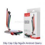 Cáp nguồn QianLi Android