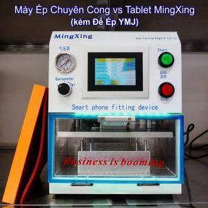 máy ép chuyên cong và tablet MingXing