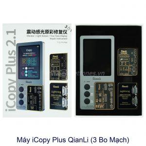 Máy iCopy Plus QianLi 3 bo mạch (Version 2.1)