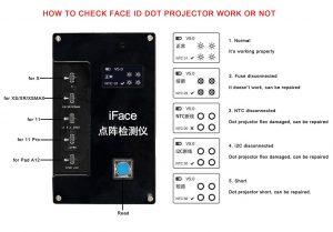 Máy test face ID
