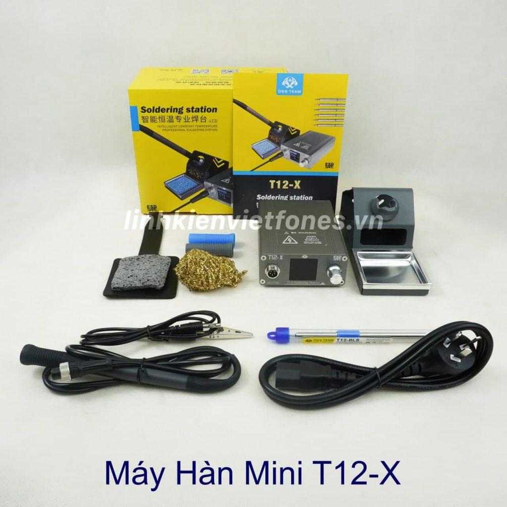 Máy Hàn mini T12-X