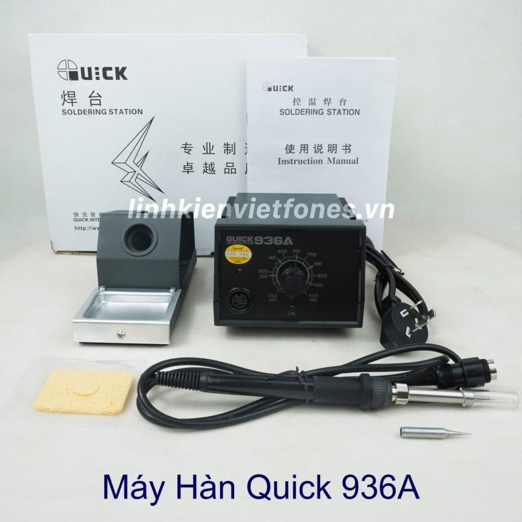 Máy Hàn Quick 936A