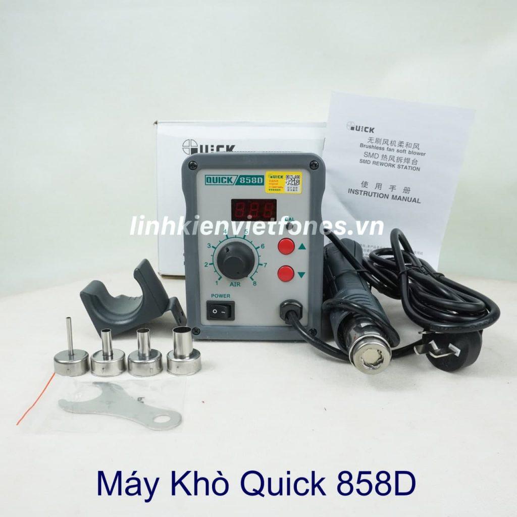 Máy Khò Quick 858D